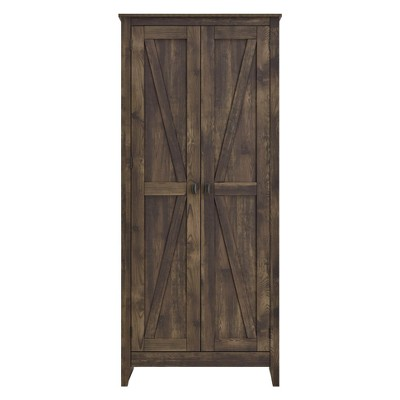 "71.9"" Brookside Wide Storage Cabinet - Room & Joy"