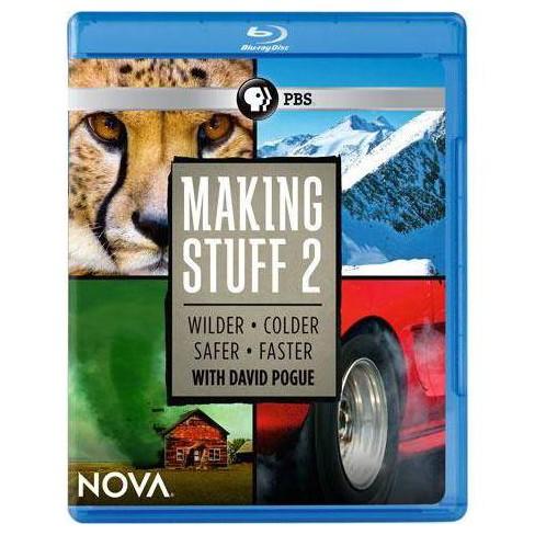Nova: Making Stuff 2 (Blu-ray) - image 1 of 1