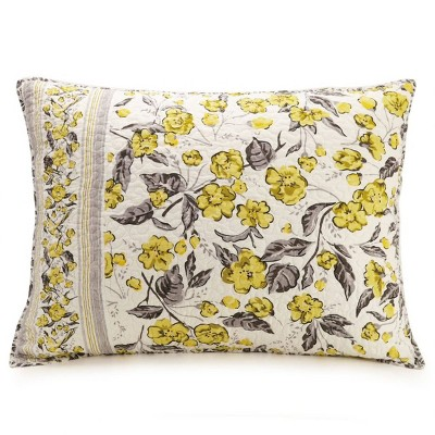 Hummingbird Blooms Pillow Sham - Vera Bradley