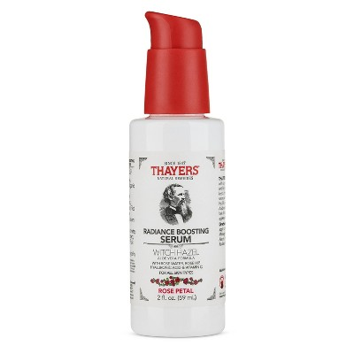 Thayers Rose Petal Witch Hazel Facial Serum - 2oz