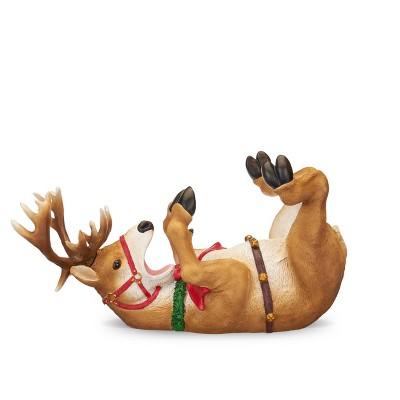 Reindeer Wine Bottle Holder
