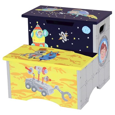 Outer Space Step Stool - Fantasy Fields