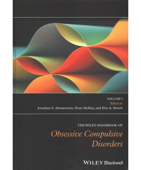 Wiley Handbook of Obsessive Compulsive Disorders (Hardcover) - image 1 of 1