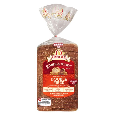 Arnold Whole Wheat Double Fiber 24 oz - image 1 of 1