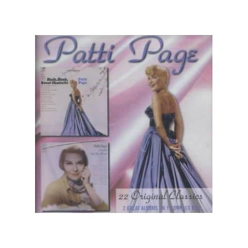 Patti Page - Hush Hush Sweet Charlotte: Gentle on My Mind (CD) - image 1 of 1