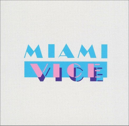 Various - Miami vice (CD) - image 1 of 1