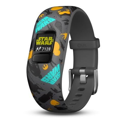 Garmin vivofit jr. 2 Star Wars The Resistance Kids Activity Tracker - Gray - image 1 of 6