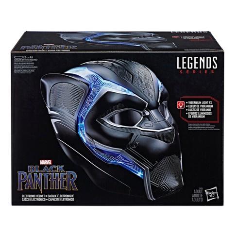 0ac037471ec Marvel Legends Series: Black Panther Electronic Helmet