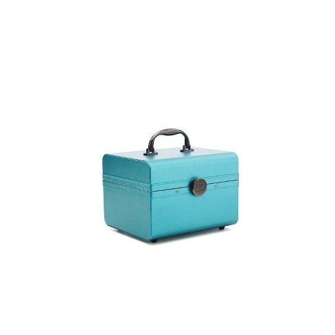Caboodles Medium Train Case - Turquoise - image 1 of 2