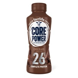 Core Power Chocolate Protein Drink - 14 fl oz Bottle