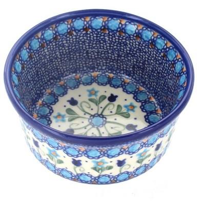 Blue Rose Polish Pottery Savannah Medium Bowl
