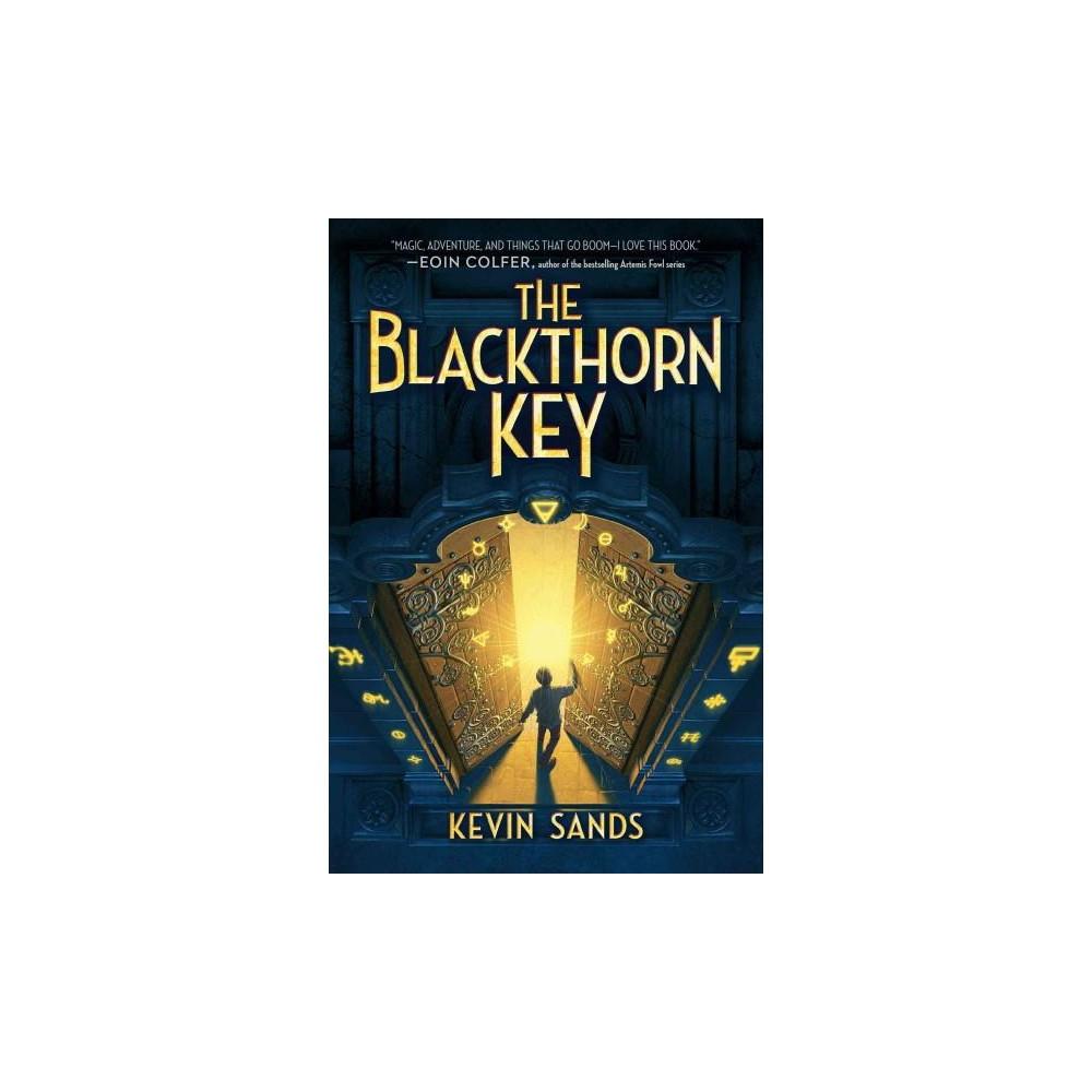 Blackthorn Key (Hardcover) (Kevin Sands)