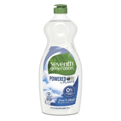 Seventh Generation Free & Clear Dish Soap