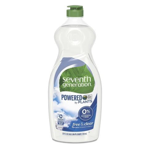 Seventh Generation Free & Clear Liquid Hand Dish Soap - 25oz - image 1 of 4