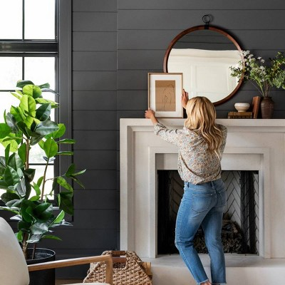 Decorating Above Your Mantel Décor Collection - Threshold™ designed with Studio McGee