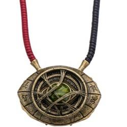 SalesOne International, LLC Marvel Doctor Strange Eye of Agamotto 1:1 Scale Licensed Prop Replica Necklace