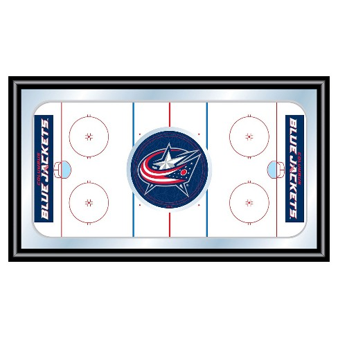 Columbus Blue Jackets Wall Mirror - image 1 of 1