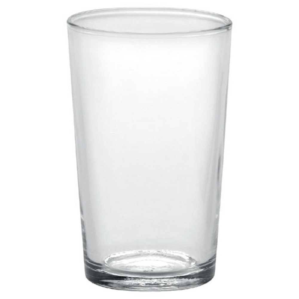 Image of Duralex - Unie 19.75 oz Glass Set of 6 - Clear