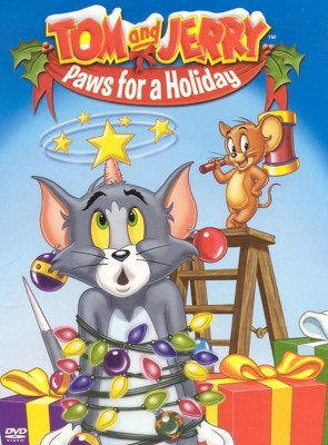 Tom and Jerry: Paws For a Holiday (DVD)