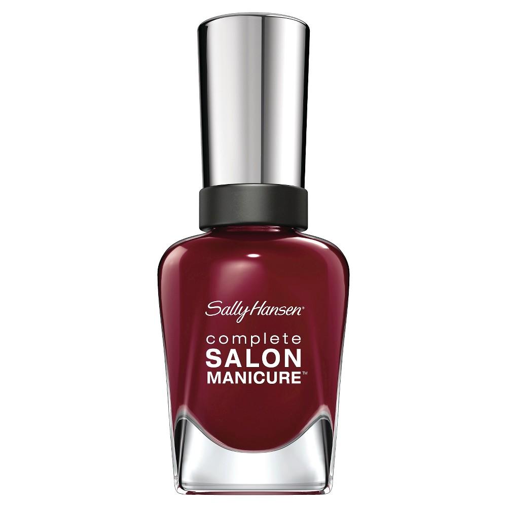 Sally Hansen Complete Salon Manicure Society Ruler 418 - 0.5 fl oz