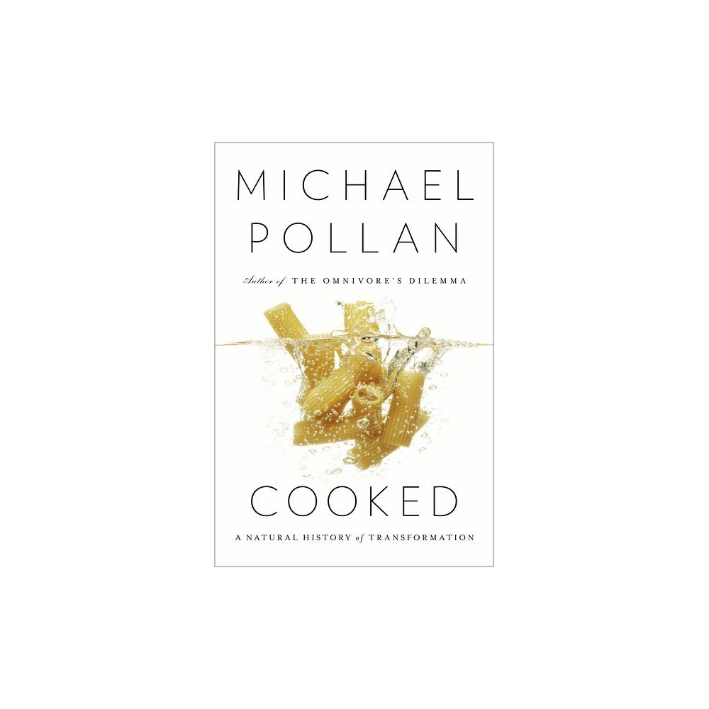 Cooked (Hardcover) by Michael Pollan