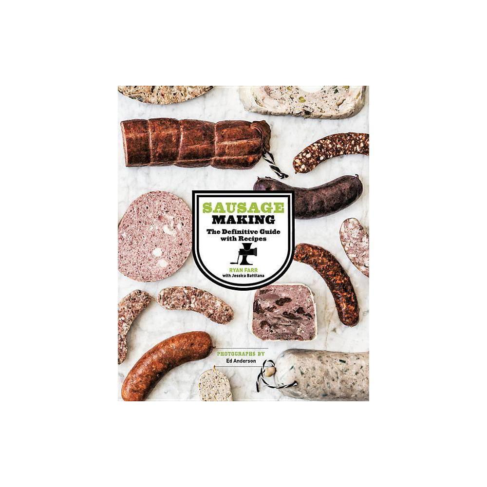 Sausage Making By Ryan Farr Hardcover