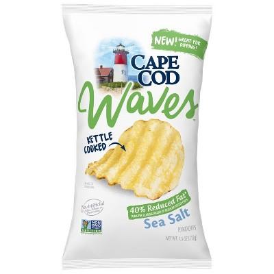 Potato Chips: Cape Cod Waves