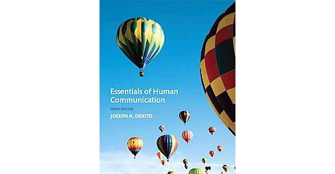 Essentials of Human Communication (Paperback) (Joseph A. Devito) - image 1 of 1