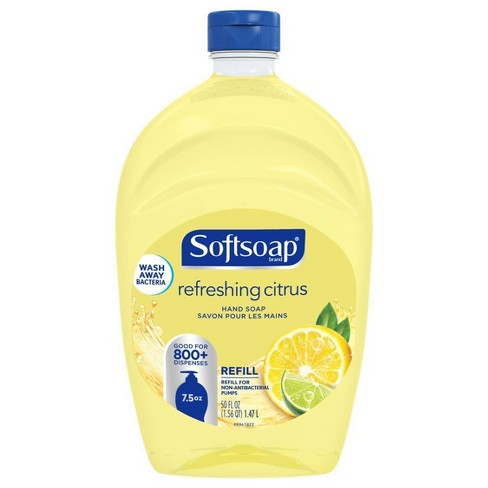 Softsoap Refreshing Hand Soap Citrus - 50 fl oz - image 1 of 4