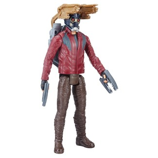 Marvel Avengers: Infinity War Titan Hero Power FX Star - Lord