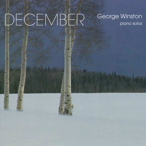 George winston - December (CD) - image 1 of 1
