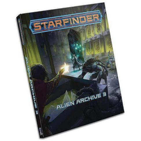Starfinder Rpg: Alien Archive 3 - by  Joe Pasini (Hardcover) - image 1 of 1