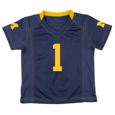 NCAA Michigan Wolverines Toddler Boys' Replica Jersey