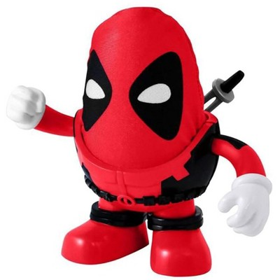 Promotional Partners Worldwide, LLC Marvel Deadpool 6-Inch Mr. Potato Head PopTater