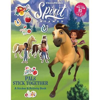 Spirit Untamed Sticker Book