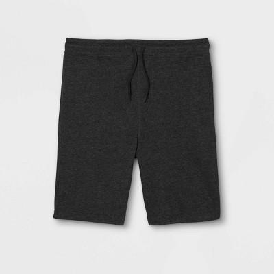 "Men's 12"" Ultra Soft Fleece Adaptive Pull-On Shorts - Goodfellow & Co™"