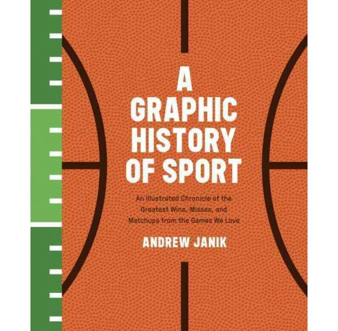Graphic History of Sport : An Illustrated Chronicle of the Greatest Wins, Misses, and Matchups from the - image 1 of 1