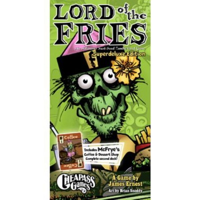 Lord of the Fries (4th Edition) Board Game