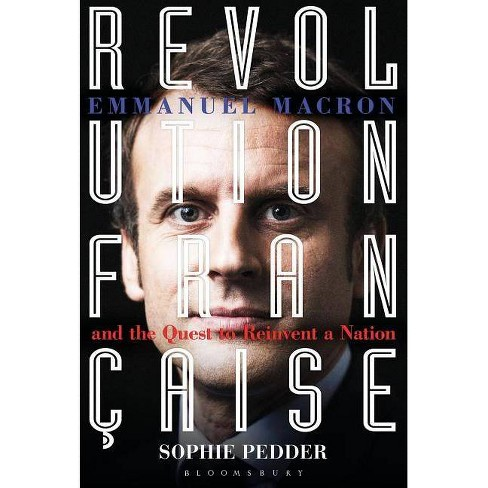Revolution Fran�aise - by  Sophie Pedder (Hardcover) - image 1 of 1