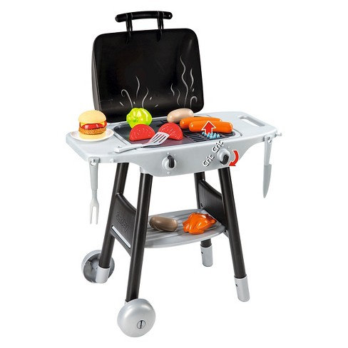 Smoby BBQ Plancha Play Grill with Accessories - image 1 of 7