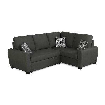 Serena Sectional Sofa - Serta