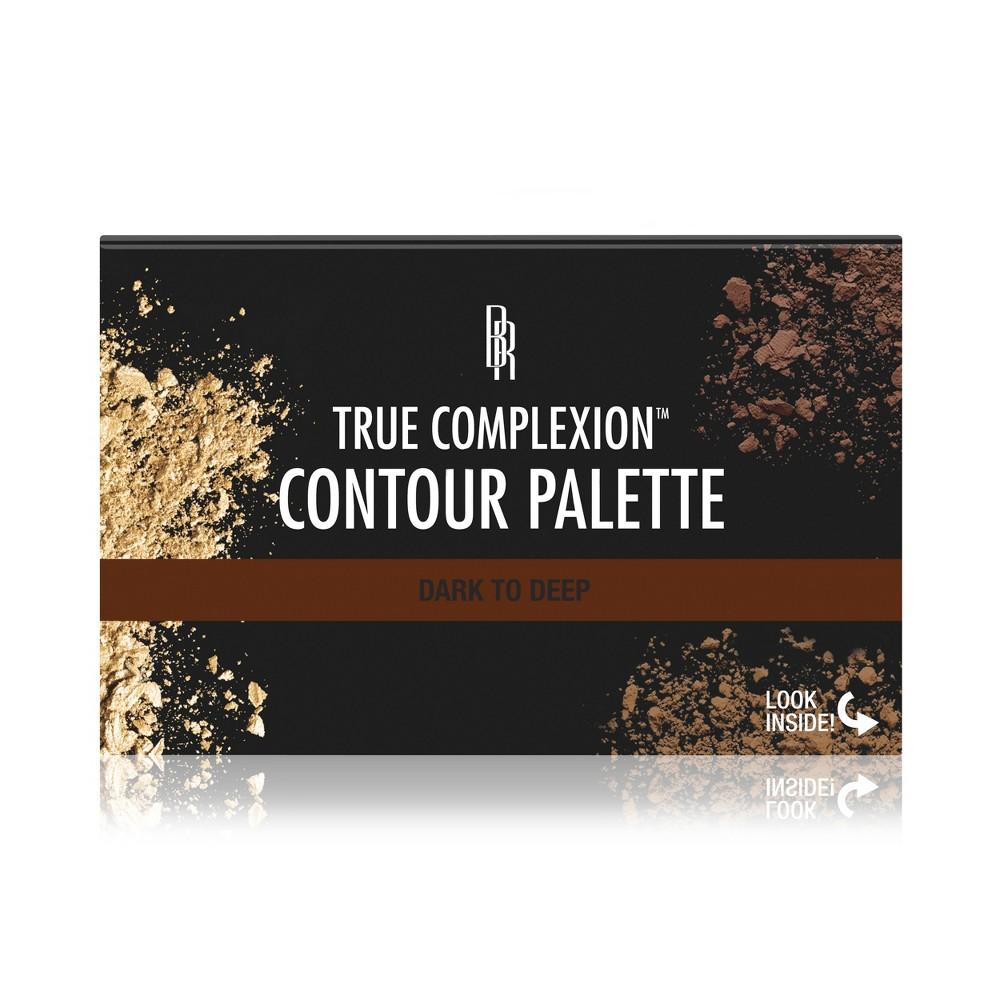 Image of Black Radiance True Complexion Contour Palette Dark/Deep 0.44oz