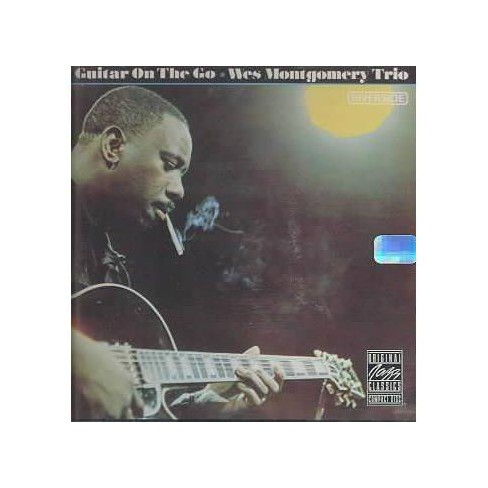 Wes Trio Montgomery - Guitar on the Go (CD) - image 1 of 1