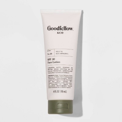 Face Lotion with SPF 30 Sea Kelp and Mineral - 4 fl oz - Goodfellow & Co™