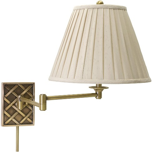 House of Troy WS760 Decorative 1 Light Swing Arm Wall Sconce - image 1 of 1