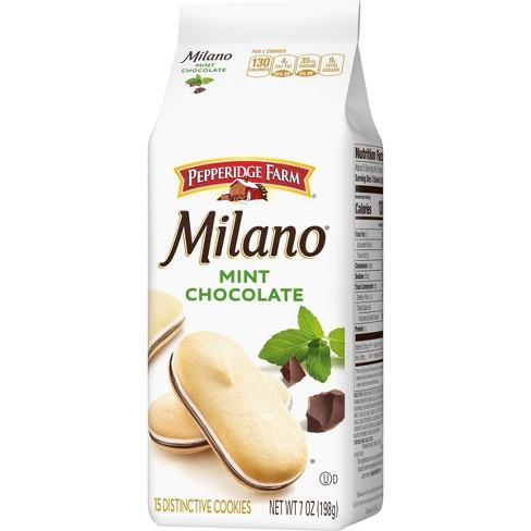 Pepperidge Farm Milano Mint Chocolate Cookies - 7oz - image 1 of 4