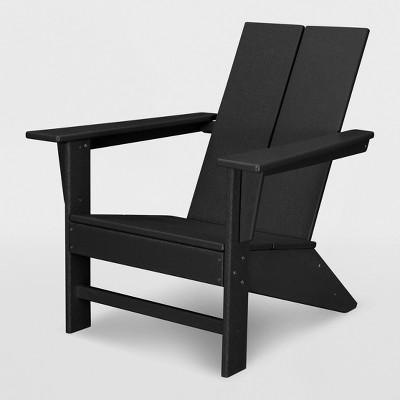 Moore POLYWOOD Adirondack Chair Black - Project 62™
