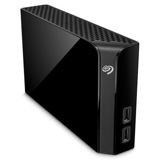 Seagate Backup Plus Hub 6TB External Hard Drive - Black (STEL6000100)