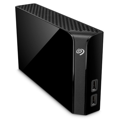 Seagate Backup Plus 4TB External Hard Drive - Black (STEL4000100) - image 1 of 5