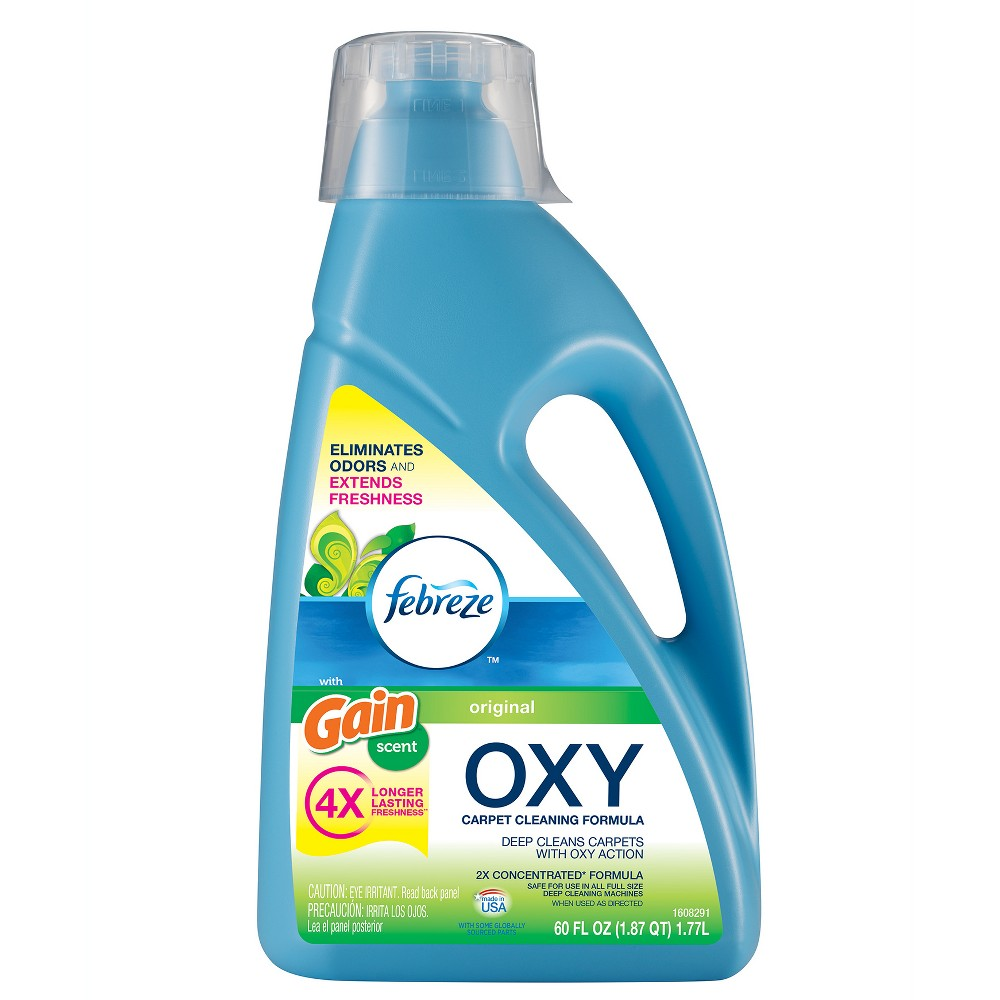 Image of Febreze with Gain Scent Oxy Formula